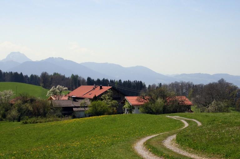 Unser Biobauernhof in Oberbayern